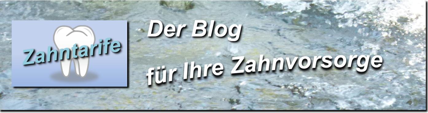 Zahntarife – Der Blog für Ihre Zahnvorsorge