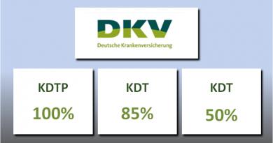 DKV KombiMed-Zahn